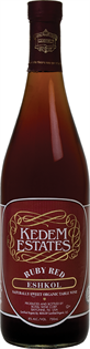 Kedem Estates Ruby Red Eshkol 750ml -...